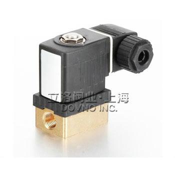 ZCD系列微型黄铜电磁阀