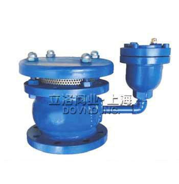 AV0830复合式注气微排阀