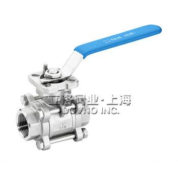 PSK-3011QF-H3PC高平台内螺纹球阀