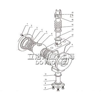 PSK-2077F-GB对夹式O型固定球阀