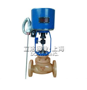 ZDWPE自力式电控温度调节阀