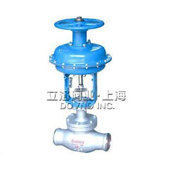 ZJHP气动精小型焊接调节阀