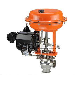 ZTRS气动卫生级调节阀