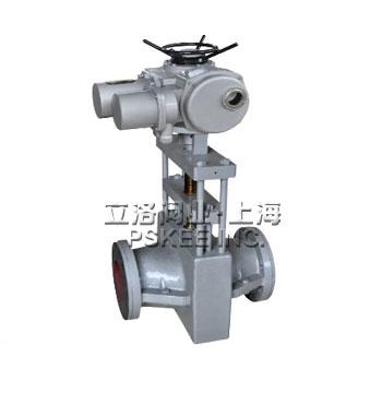 YGJ941X-6C外置式电动管夹阀