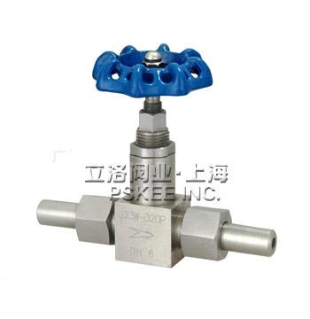 J23W/H外螺纹针型截止阀