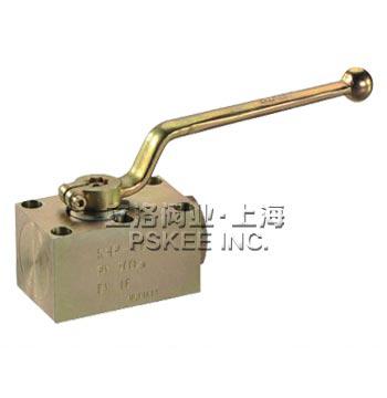 KHP(PKH)板式高压球阀