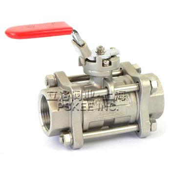 PSK-3011QF-TC不锈钢陶瓷芯球阀