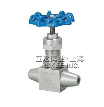 FJ61W高压对焊针型阀