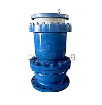 GHKF高压复合式排气阀