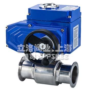 Q981F电动卫生级球阀