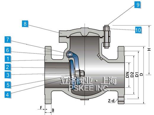 马达机的结构图