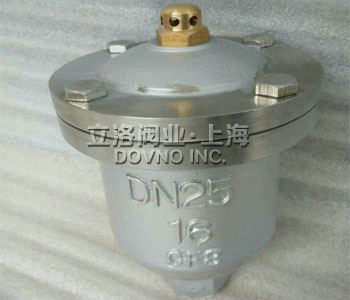 QB1单口排气阀实物图
