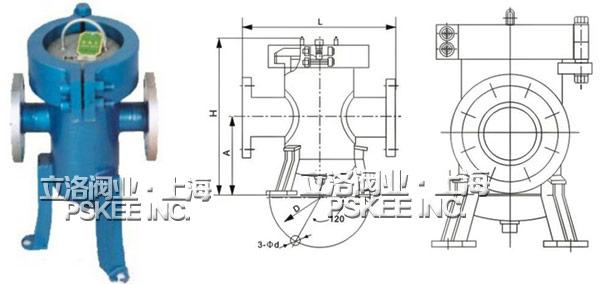 u型过滤器|u型过滤器厂家价格|u型过滤器结构尺寸