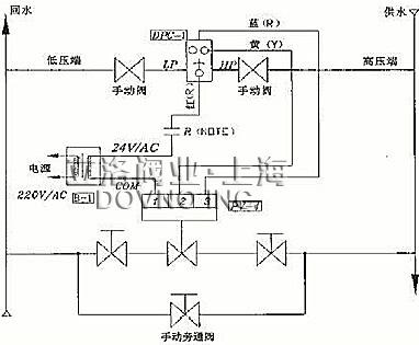 vvf40西门子型电动平衡调节阀